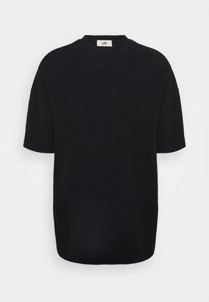 OVERSIZED - Basic T-shirt - black