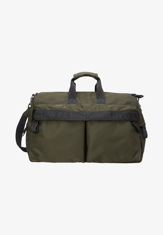 Weekend bag - olive green