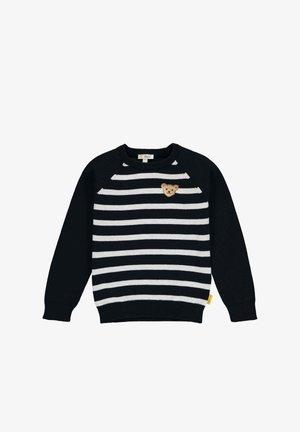 LET´S PLAY  - Sweater - steiff navy