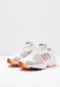 adidas Originals - Sneakers - footwear white/solar orange/clear black - 4