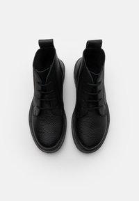 DECHASE - OCHA UNISEX - Veterboots - black - 5