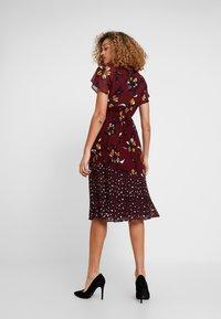 s.Oliver BLACK LABEL - Day dress - red - 3