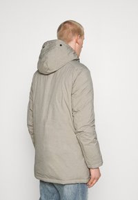 Jack & Jones - Zimní kabát - light grey melange - 3