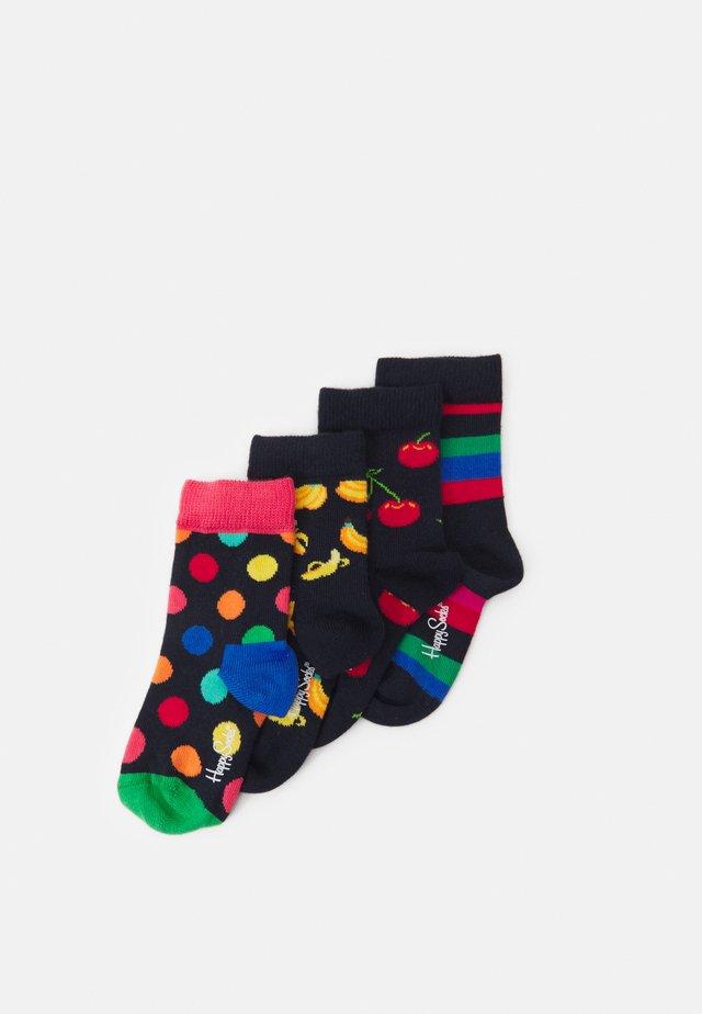 KIDS CLASSIC GIFT SET 4 PACK UNISEX - Sokken - multicoloured