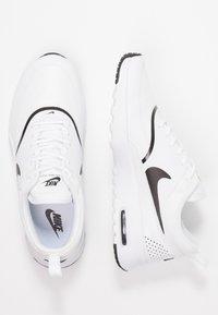 Nike Sportswear - AIR MAX THEA - Trainers - white/black - 3