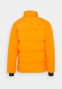 Jack & Jones - JCOALBERT TECH PUFFER - Winter jacket - golden orange - 2