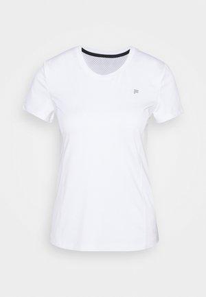 SOPHIE - Basic T-shirt - white