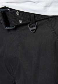 Next - TECH - Cargo trousers - black - 2