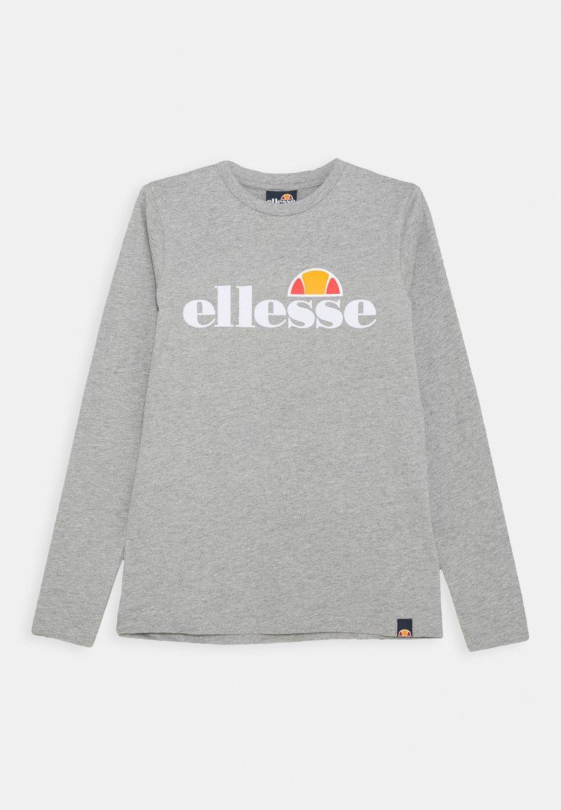 Ellesse - YANDIA UNISEX - Long sleeved top - grey