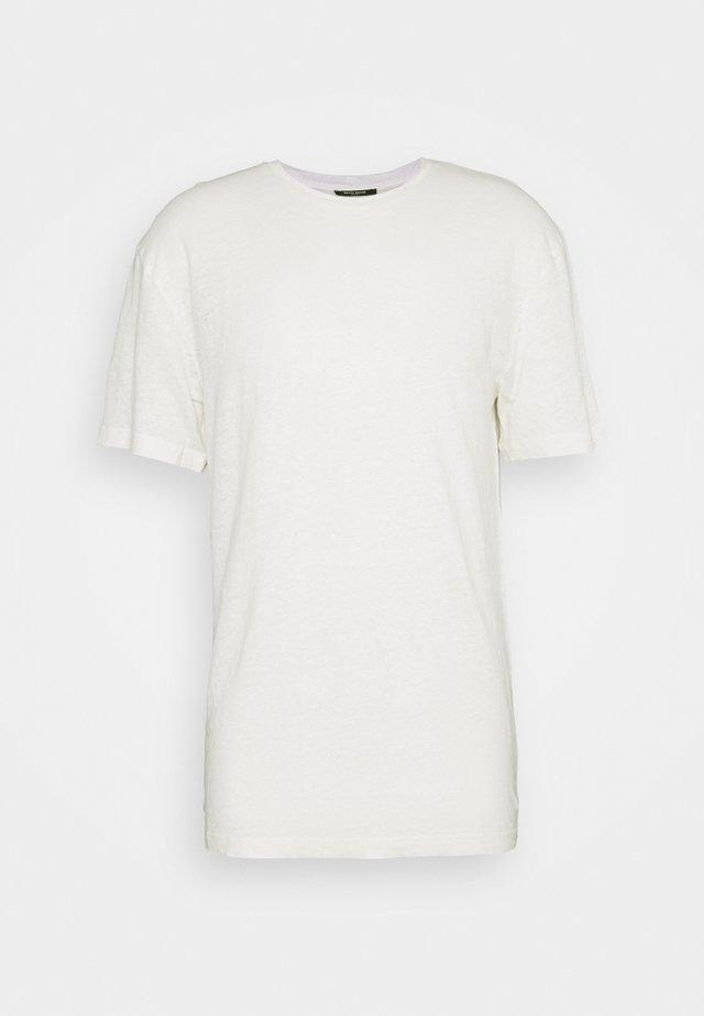 ONECK TEE - T-shirt basic - snow white