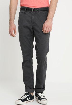 Chino kalhoty - anthracite