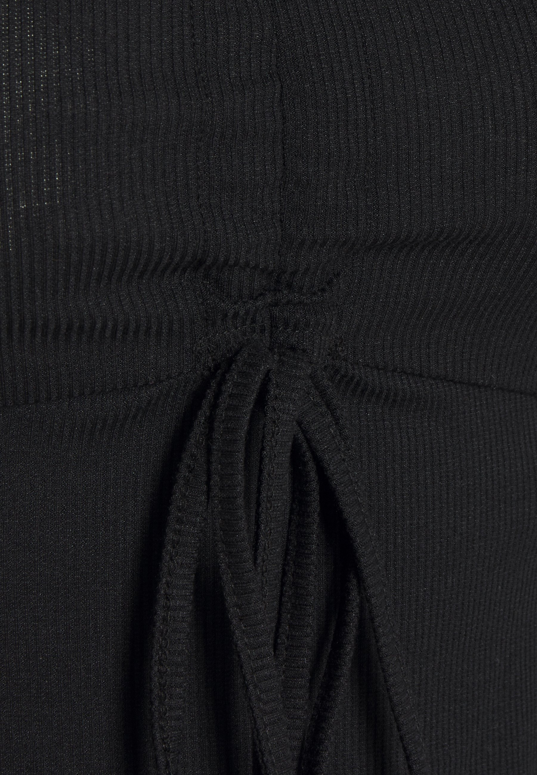 Women DRAWSTRING DETAIL LONG SLEEVE - Long sleeved top