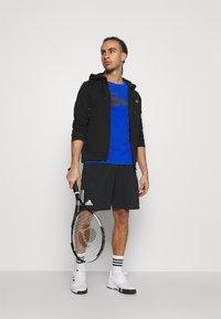 Lacoste Sport - BIG LOGO - T-shirt print - lazuli/black - 1