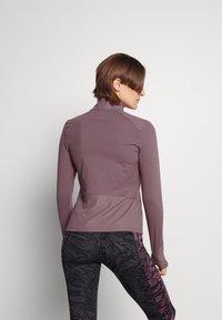 Under Armour - MERIDIAN JACKET - Training jacket - purple - 2