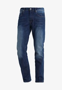 G-Star - 3301 STRAIGHT - Džíny Straight Fit - accel stretch denim - 5