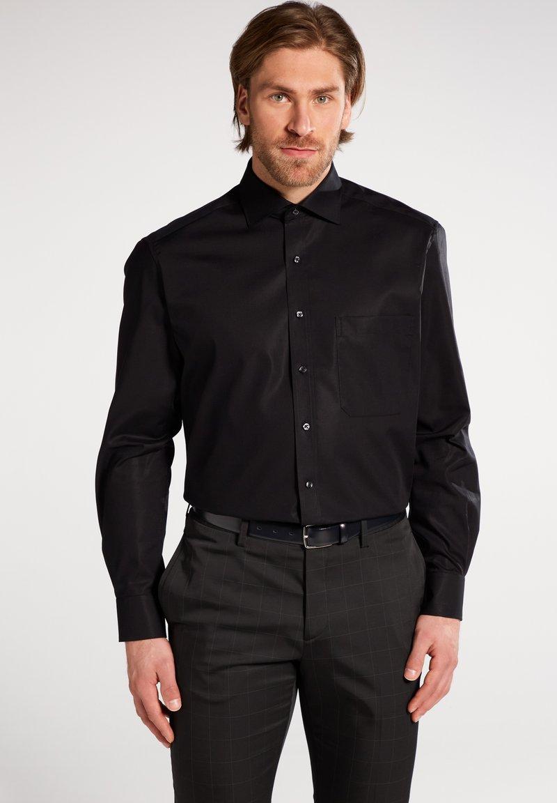 Eterna - REGULAR FIT - Camicia elegante - schwarz