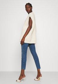 Mos Mosh - SUMNER SHINE - Jeans slim fit - blue - 2