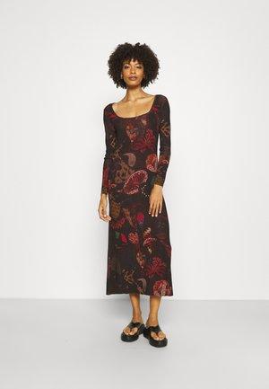 VEST ARKAN BY CHRISTIAN LACROIX - Maxi dress - brown