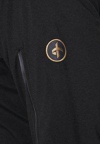Cross Sportswear - BOMBER JACKET - Kurtka przeciwdeszczowa - black - 5