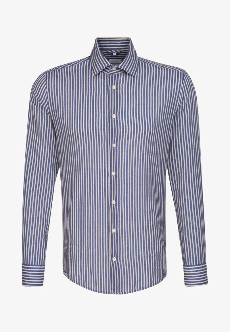 Seidensticker - Formal shirt - blau