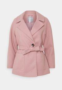 Dorothy Perkins Petite - WRAP - Summer jacket - blush - 4