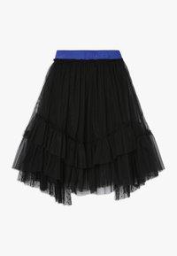 Pinko Up - BAMBINAIA GONNA PLUMETIS - A-line skirt - black - 0