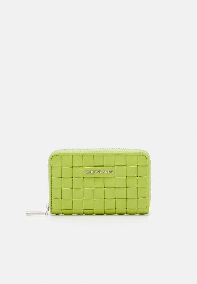 JET SET CARD CASE - Wallet - lime