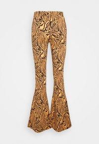 Stieglitz - RANI FLARED - Leggings - Trousers - multi - 1