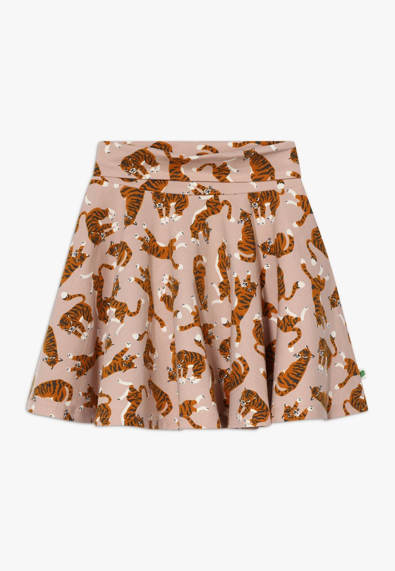 Fred's World by GREEN COTTON - TIGER SKIRT - A-line skirt - rose