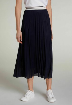 A-line skirt - nightsky
