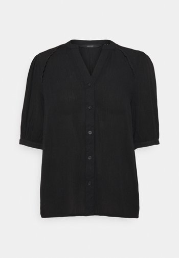VMJANE SHIRT - Camicetta - black