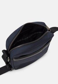 Calvin Klein - REPORTER UNISEX - Across body bag - blue - 2
