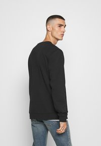 Only & Sons - ONSVINCENT CREW NECK - Bluza - solid black - 2