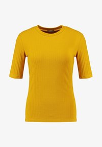 KIOMI - Basic T-shirt - dark yellow - 5
