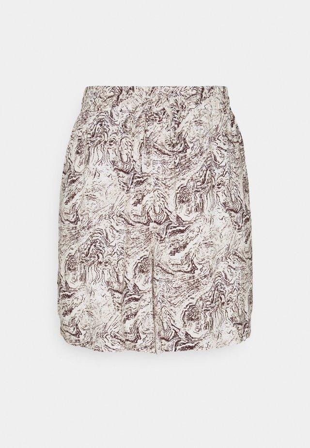 OBJKINNA  - Shorts - silver gray