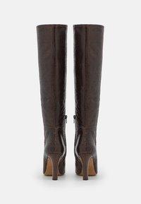 San Marina - AGNA - Boots - choco - 3