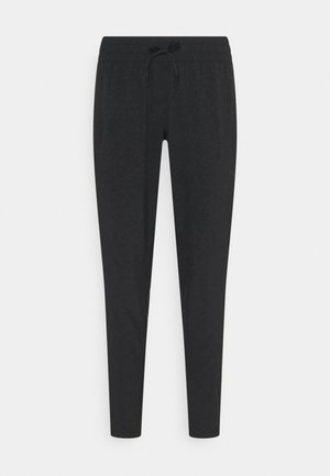 STUDIO TAPERED PANT - Jogginghose - puma black
