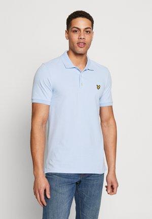 SLIM FIT - Polo shirt - pool blue
