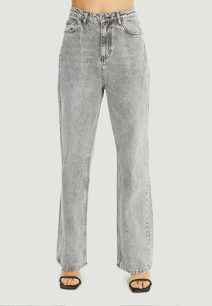 PARENT - Straight leg jeans - grey