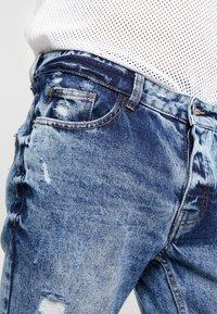 Piazza Italia - Jeans Slim Fit - blue denim - 5