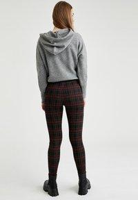 DeFacto - Leggings - Trousers - bordeaux - 2