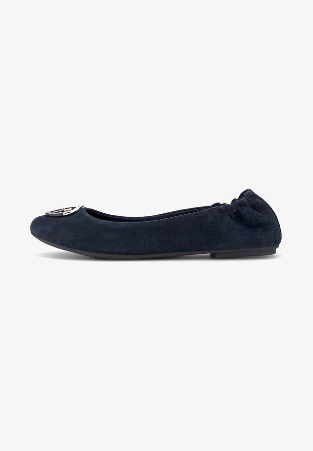 Ballerina's - dunkelblau