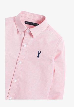 PINK LONG SLEEVE OXFORD SHIRT (3MTHS-7YRS) - Shirt - pink