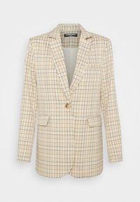 Fashion Union - Krátký kabát - beige - 4