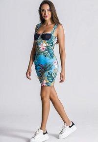 Gianni Kavanagh - Shift dress - multicolor - 1