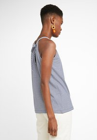 edc by Esprit - BOW BACK - Top - navy - 2
