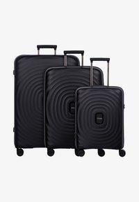 Titan - 3SET - Luggage set - black - 0