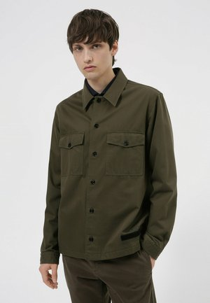 ENALU - Shirt - dark green