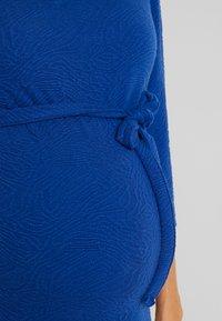 MAMALICIOUS - MLLARISSA DRESS - Vestido ligero - mazarine blue - 6