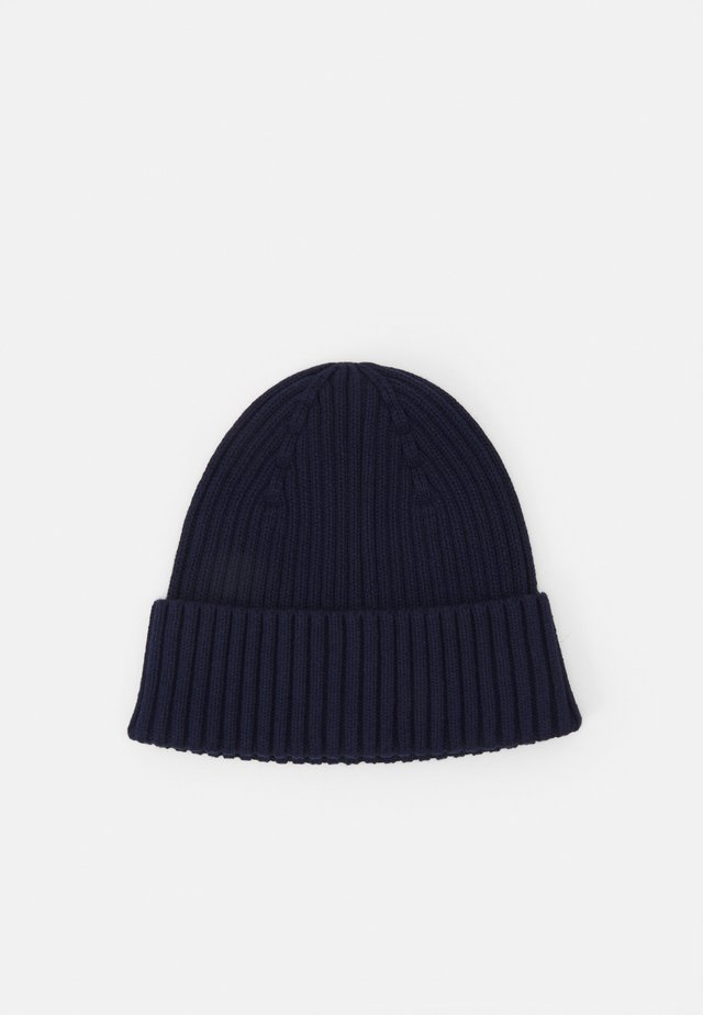 SUNE BEANIE - Bonnet - blue dark